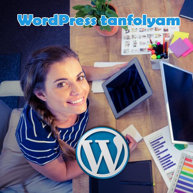 Ügyes WordPress tanfolyam
